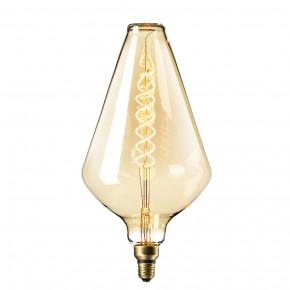 XXL LED Lampe Wien Gold 6W 90lm 2200K