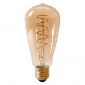 Flex Filament Rustik Lampe ST64 4W E27 2100K dimmbar