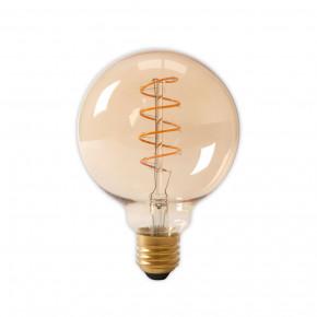 Flex Filament Globe Lampe G125 4W E27 2100K dimmbar