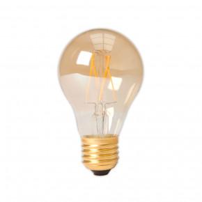 LED Birne Gold A60 4W E27 2100K dimmbar