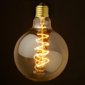Lámpara de la vendimia Edison globo 240V 40W E27