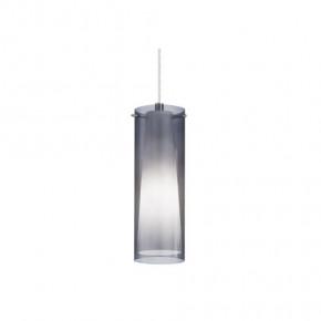Pinto nero - Ersatzglas, Rauchglas, schwarz-transparent