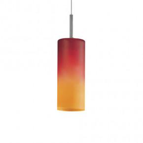 Troy 1 - Ersatzglas rot-orange