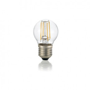 LED Glühfaden Mini-Birne E27 4W 390lm 3000K