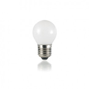 LED Glühfadenbirne E27 4W 390lm 3000K