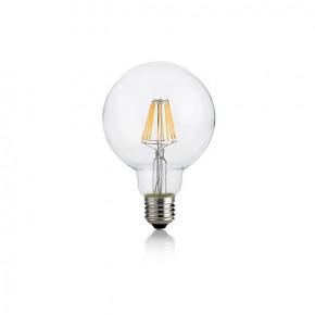 LED filamento globo D95 E27 8W 1000lm 2700K