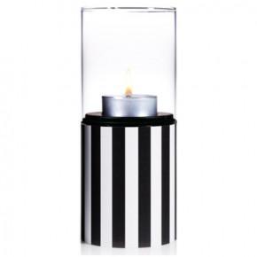 """Windlicht """"Black & White"""" groß"""