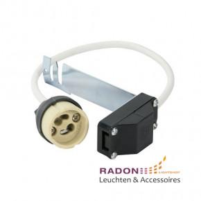 Presa per lampada ad alta tensione GU10 - kit di conversione