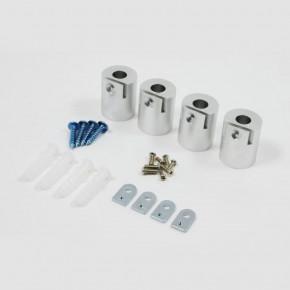 Montage Set mit Zylinder für LED Panele