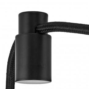 Kabelhalter Metall schwarz