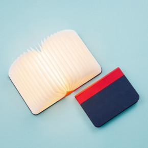 Lumio Lamp classic Rot Navy Blue