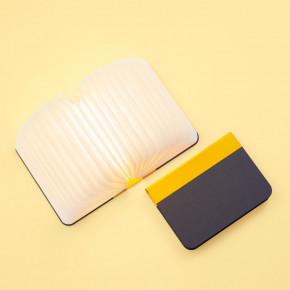 Lumio Lamp classic Gelb Grau