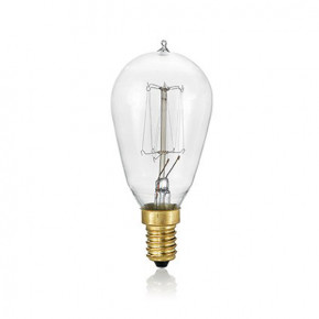 Cono Deko Lampe 230V 40W E14 Carbon