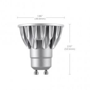 Soraa Vivid LED GU10 7.5W, 360lm, 3000K, 10°, CRI 95, dimmbar