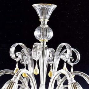 Murano Luster aus Muranokristall