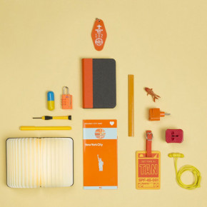 Mini Lumio+ Orange-Schwarz V.2