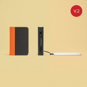 Mini Lumio+ Orange-Black V.2