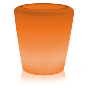 Plant Pot LED Accu
